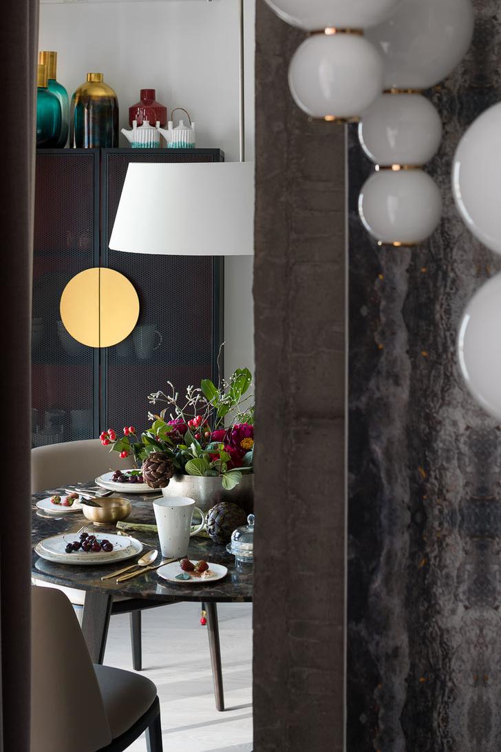 Дизайнерская квартира для трех сестер в Киеве (фото 5)
