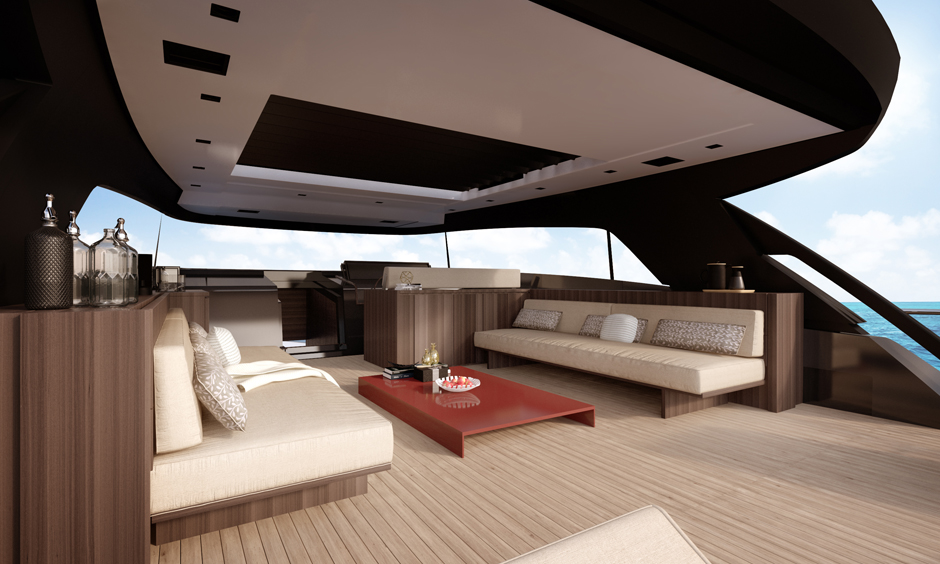 Морская прогулка: яхты от известных дизайнеров | галерея [1] фото [2]