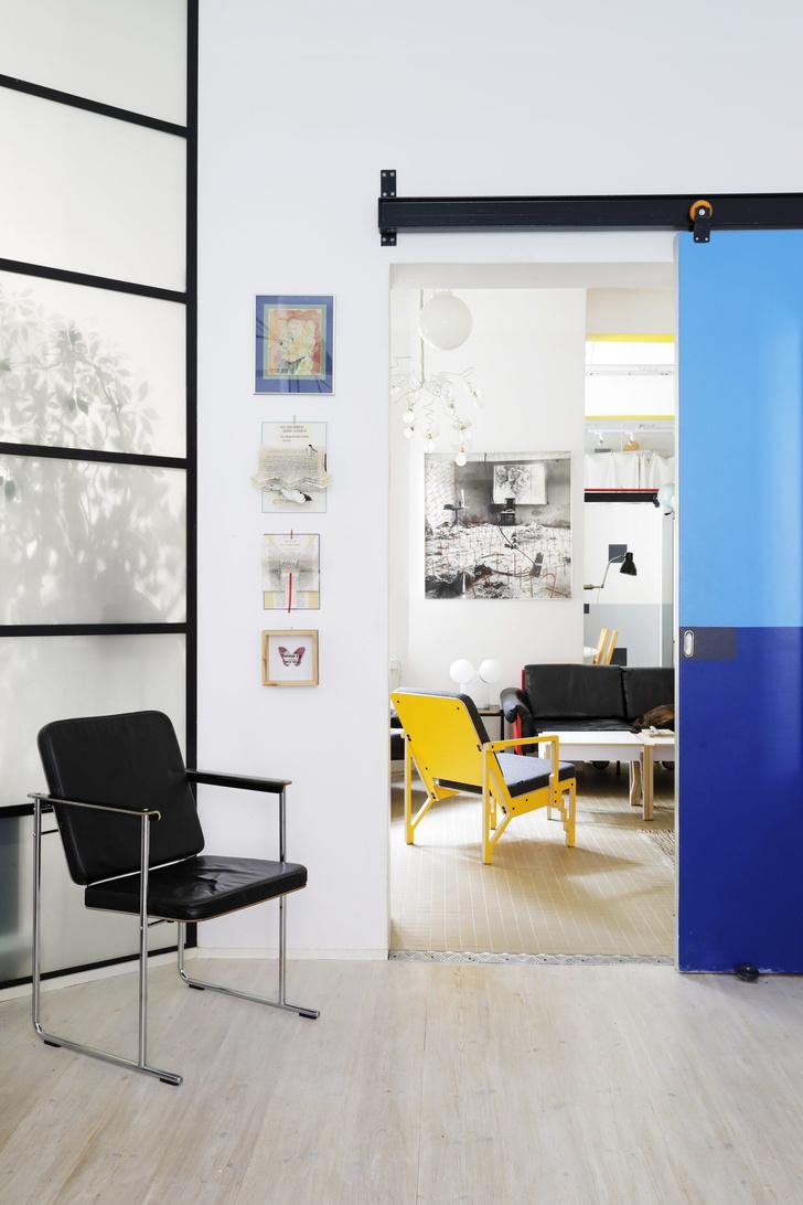 Квартира-студия творческой пары в Хельсинки (фото 20)