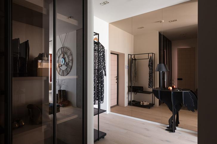 Дизайнерская квартира для трех сестер в Киеве (фото 12)