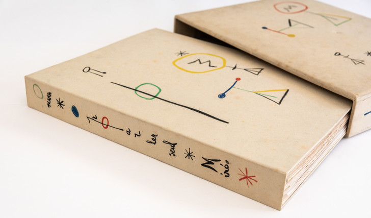 Коллекция посуды Bernardaud с рисунками Жоана Миро (фото 5)