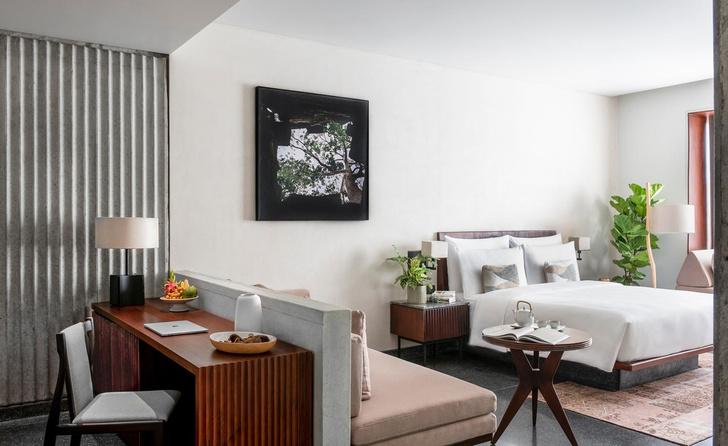 Treeline Urban Resort: новый дизайнерский отель в Камбоджи (фото 8)