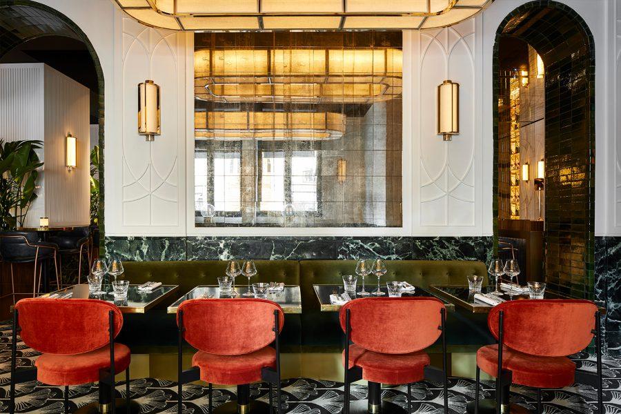Новый Beefbar в Париже по проекту Humbert & Poyet (галерея 10, фото 1)
