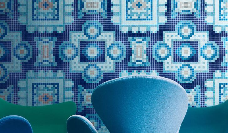 Мозаика в интерьере: советы Жени Ждановой (фото 7)