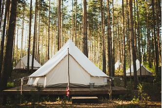 Новый романтизм: палаточный отель «Лес и море» в Калязине и на Алтае (фото 2.1)