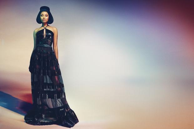 Черное платье от Roberto Cavalli