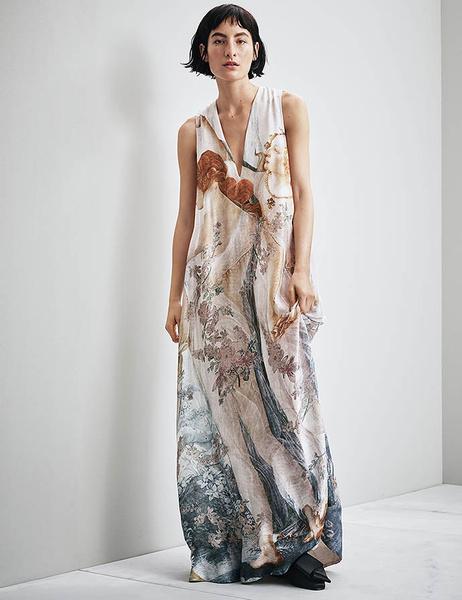 H&M представили новую коллекцию Conscious Exclusive в Париже | галерея [1] фото [9]