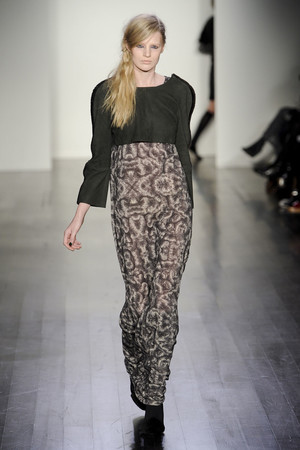 Показы мод Risto Осень-зима 2011-2012 | Подиум на ELLE - Подиум - фото 2345