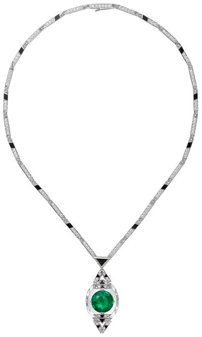 Микс минералов и бриллиантов в новой коллекции драгоценностей Cartier Magnitude (галерея 3, фото 1)