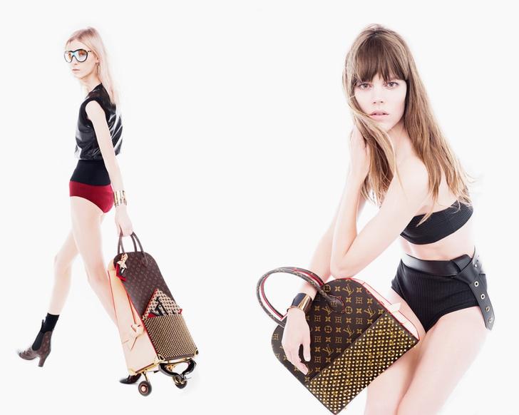 Кристиан Лабутен для Louis Vuitton