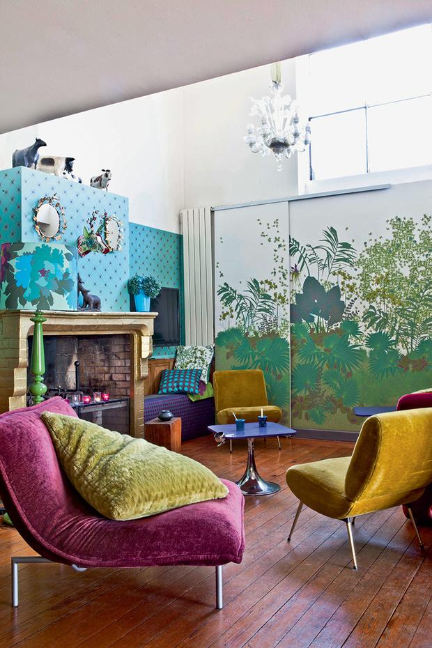 Чем заменить диван в гостиной: 5 идей и решений (фото 5)