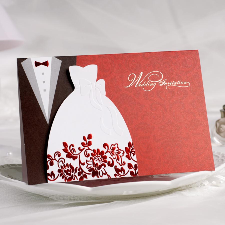 Как оформить приглашение на свадьбу | галерея [1] фото [3]