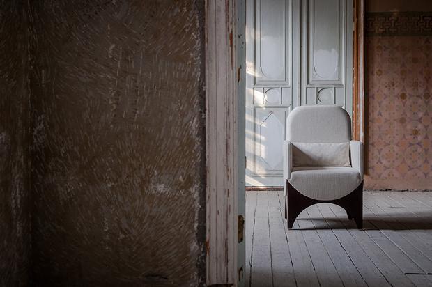 Русское богатство: коллекция мебели Марии Цыпляевой (фото 9)