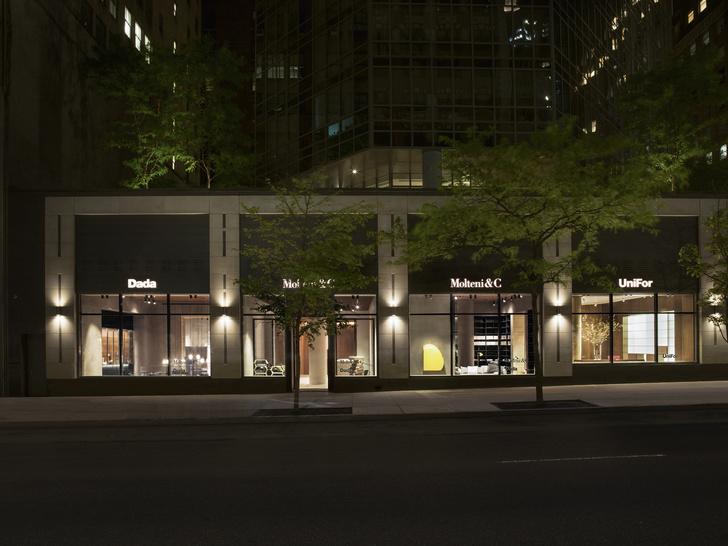 Винсент ван Дуйсен оформил бутик The Molteni Group в Нью-Йорке (фото 16)