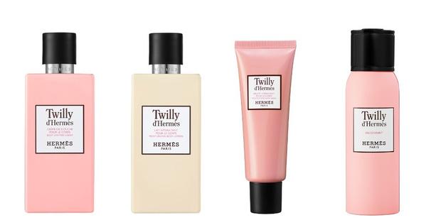 В стиле Twilly: Hermès представили банную линию Twilly d'Hermès le Bain (фото 1)