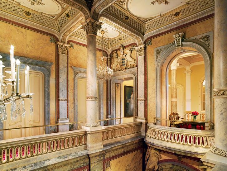 Лучшие отели-дворцы мира (фото 6)
