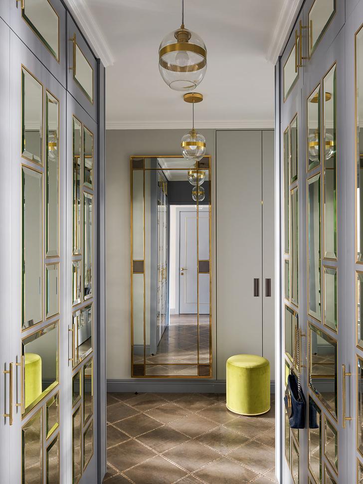 Фото №1 - Квартира 90 кв. м в Москве: пространство для настроения