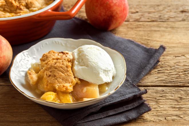 Сладкий персик: как пирог стал символом Америки (фото 1)