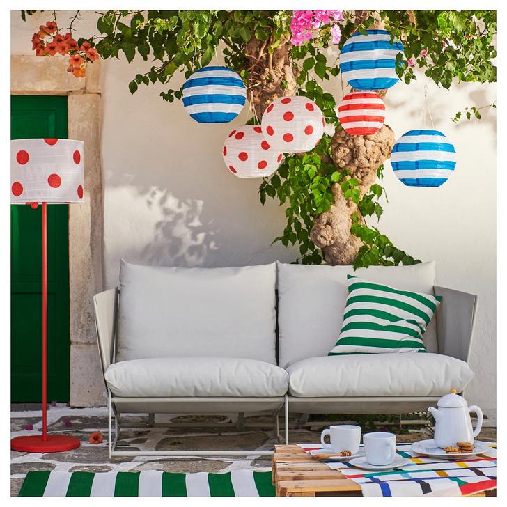 Летняя вечеринка в саду: 10 идей декора (фото 37)