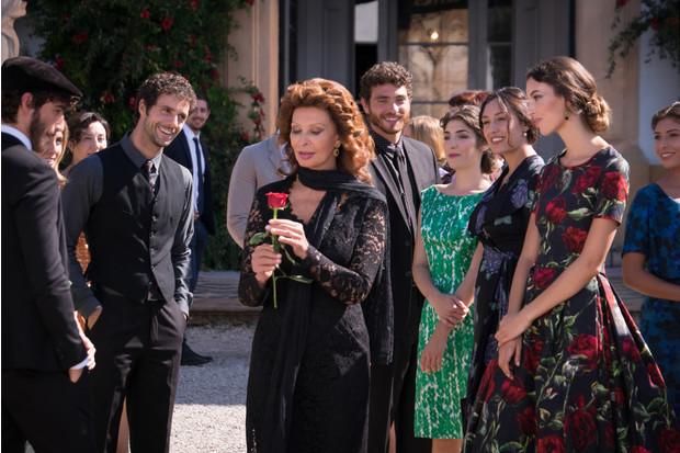 Софи Лорен в новой рекламной кампании аромата Dolce Rosa Excelsa