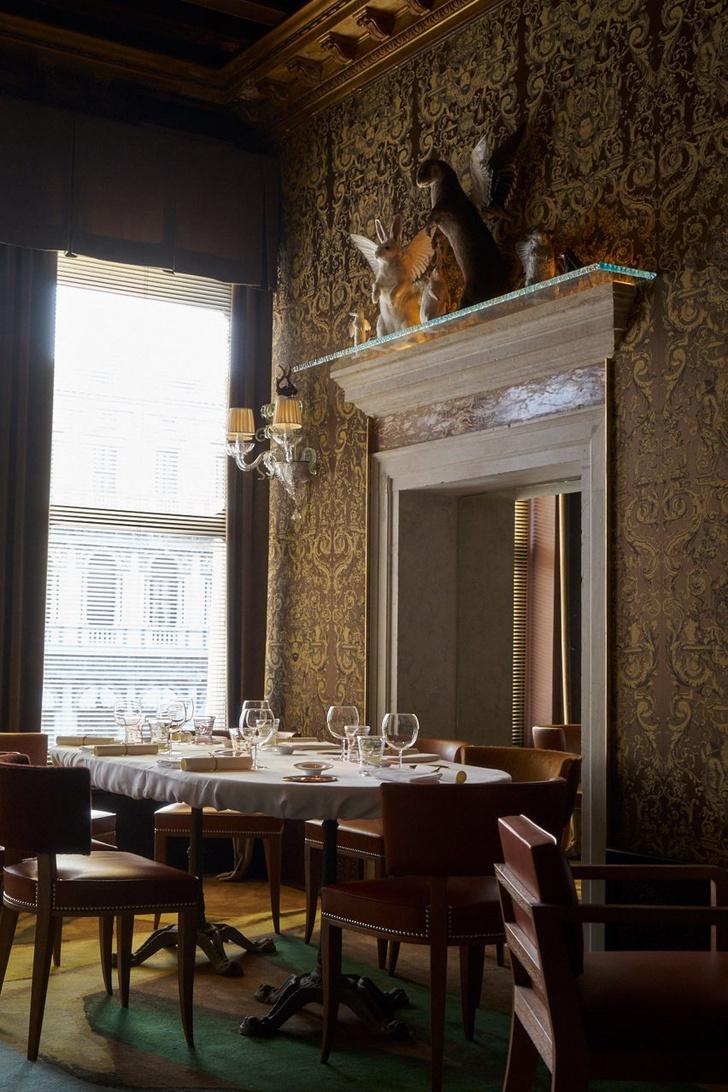 Новый ресторан с интерьером от Филиппа Старка в Венеции (фото 3)