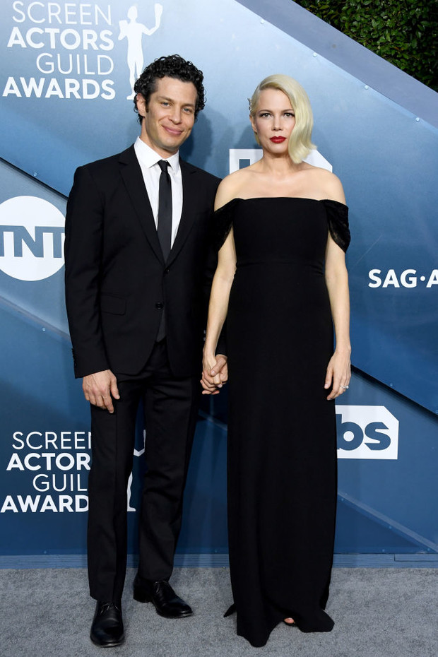 Группа поддержки: самые красивые пары на SAG Awards (фото 5)