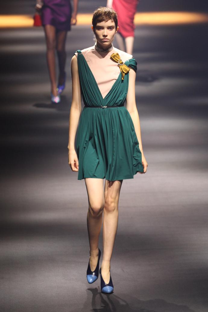 На грани пола: весенне-летняя коллекция Lanvin