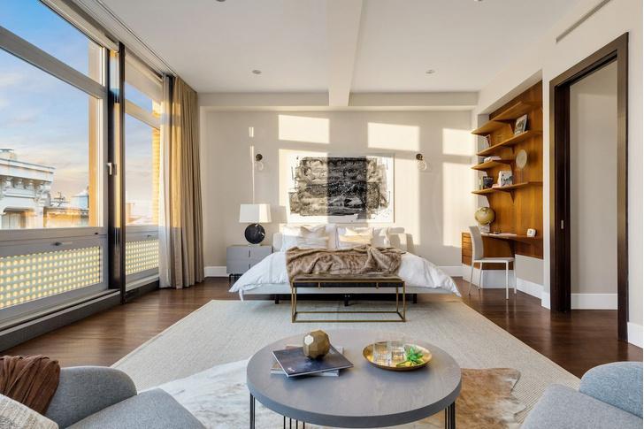 Актер Майк Майерс продает апартаменты в Нью-Йорке фото [7]