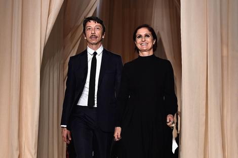 Показ Valentino Haute Couture   галерея [1] фото [8]