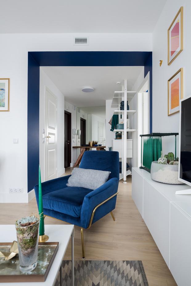 Квартира 49м² (фото 2)
