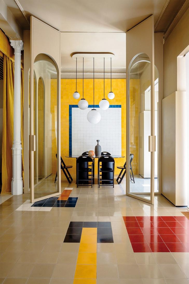 Офис для жизни в Мадриде (фото 2)