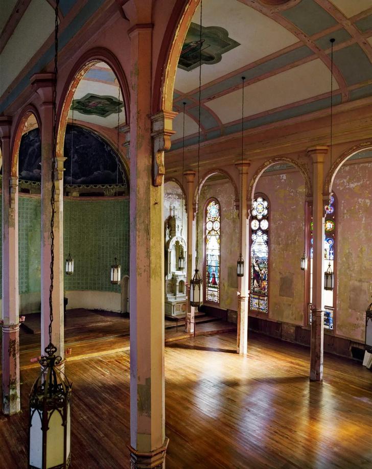 Отель в бывшей католической школе (фото 7)