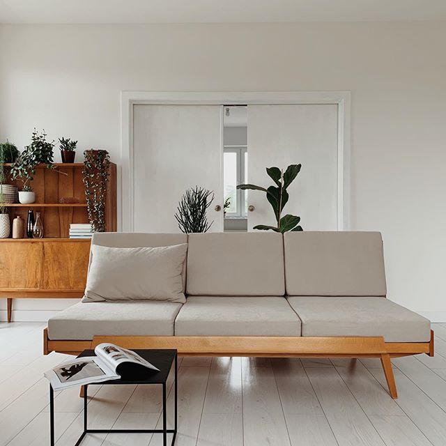 Уютная квартира с винтажной мебелью в Познани (фото 3)