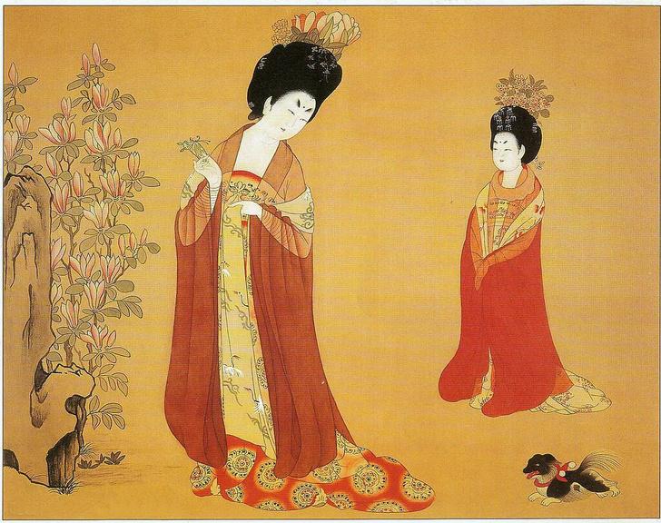 #ВостокДома: онлайн лекция «Китайская красавица» (фото 0)