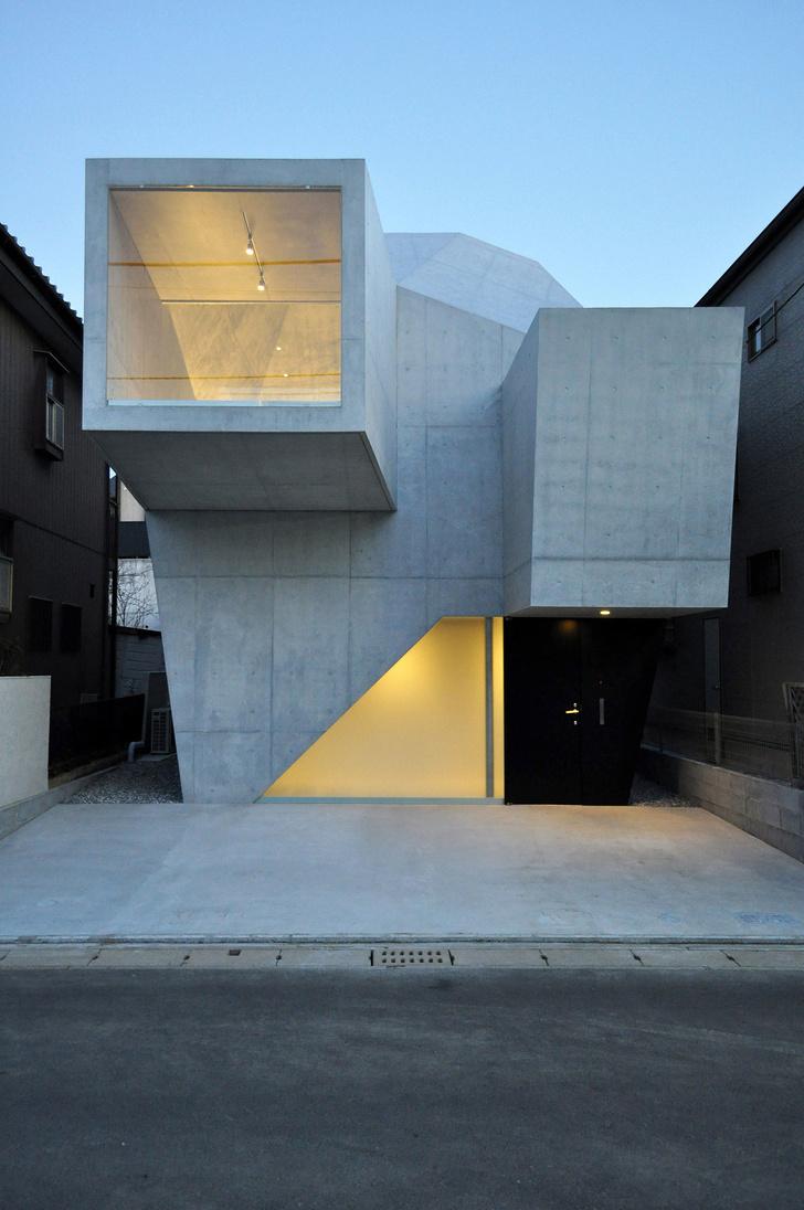 Топ-10: здания из бетона (фото 10)