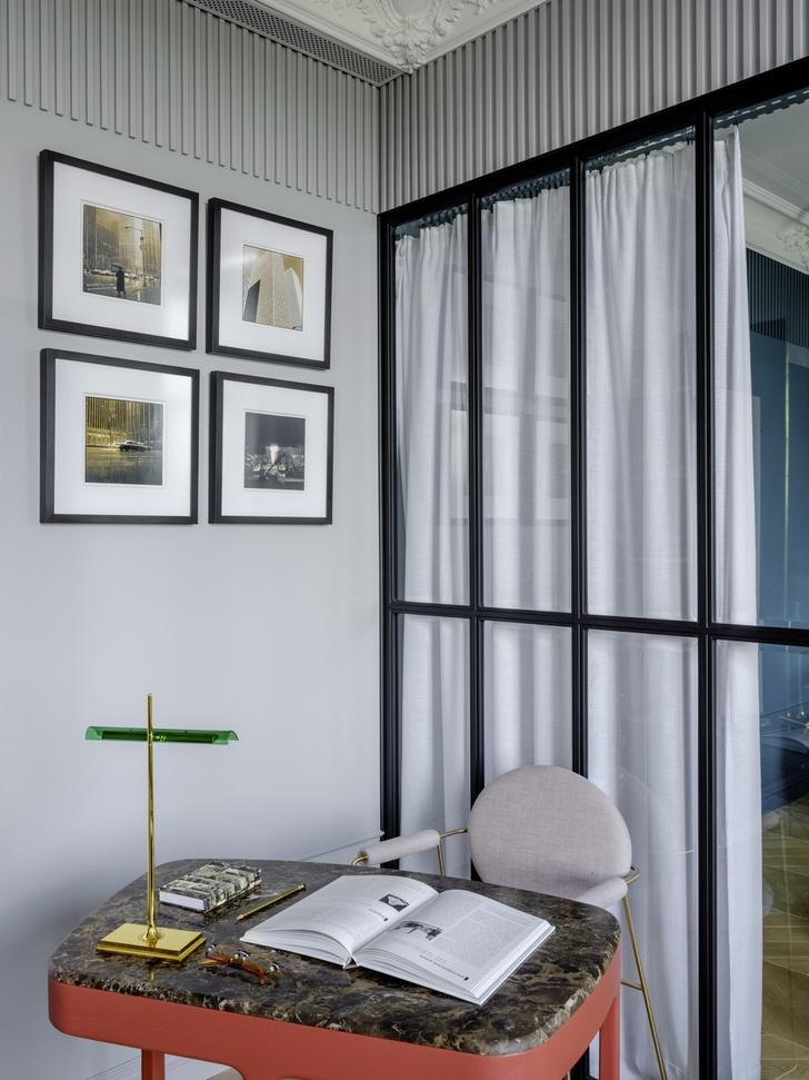Квартира хозяйки модного бутика Яны Щегловой (фото 7)