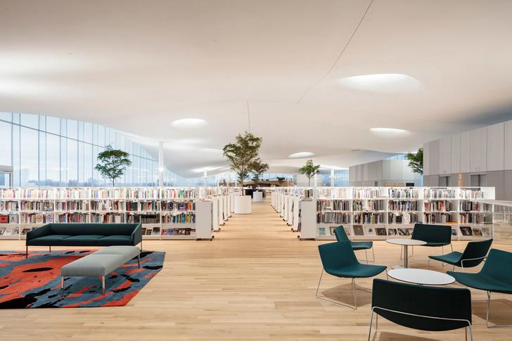 Книжный рай: библиотека в Хельсинки (фото 5)