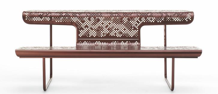 Хорошо сидим: 15 дизайнерских скамеек для дачи (фото 1)