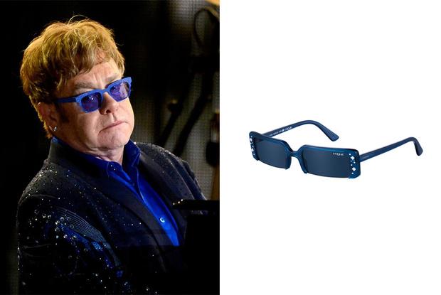 Праздник каждый день: очки как у Элтона Джона (фото 7)