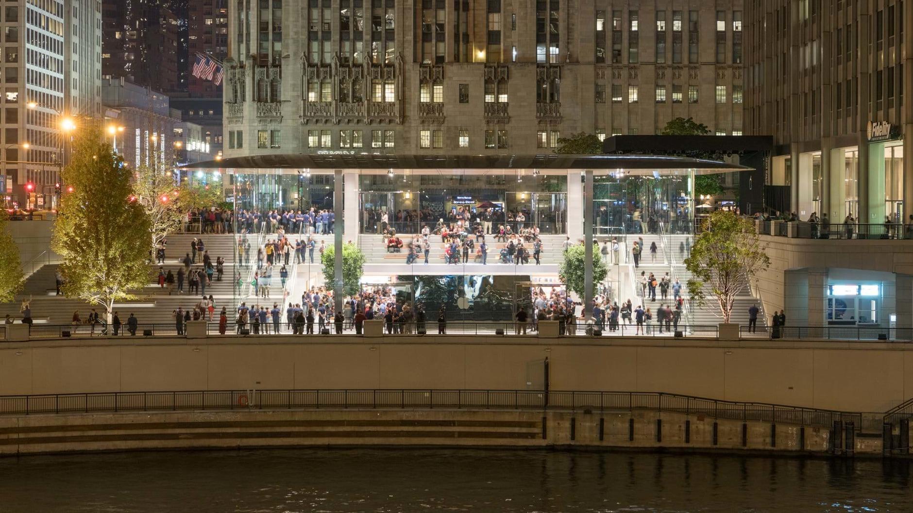 10 самых эффектных бутиков Apple (галерея 11, фото 3)