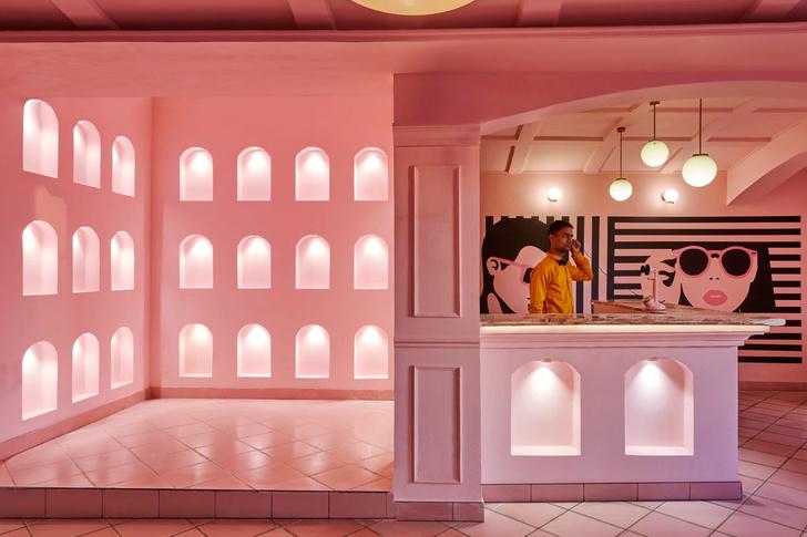 The Pink Zebra: ресторан в эстетике Уэса Андерсона (фото 6)