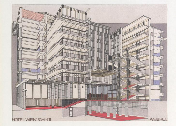 Выставка Отто Вагнера в Вене (фото 1)