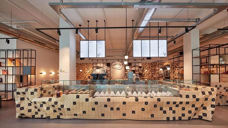 Кафе в Амстердаме от Studio Akkerhuis (фото 0)