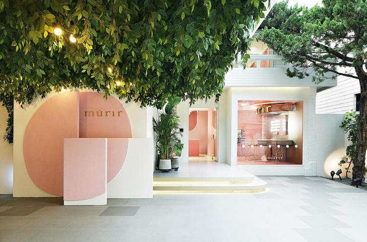 Концептуальный бутик Villa de Mûrir в Сеуле (фото 0)