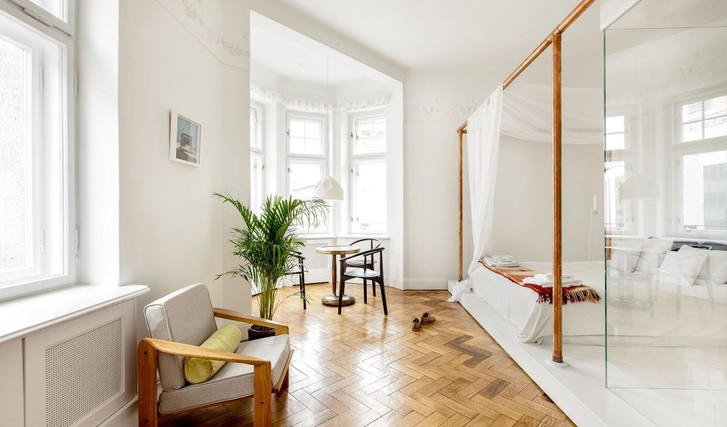 Мини-отель Autor Rooms в Варшаве (фото 3)