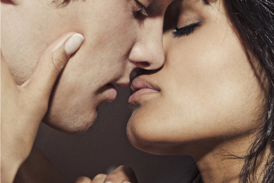 Фото поцелуи, надписью про