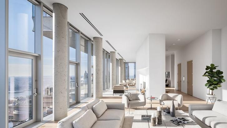 Пентхаус в небоскребе по проекту Herzog & de Meuron (фото 2)