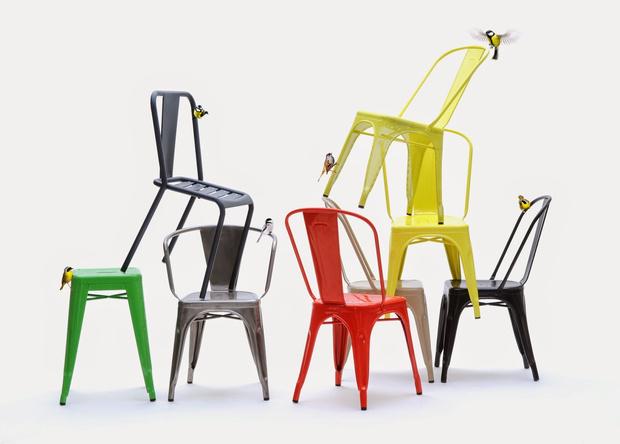Культовый объект: индустриальный стул Ксавье Пошара (фото 3)