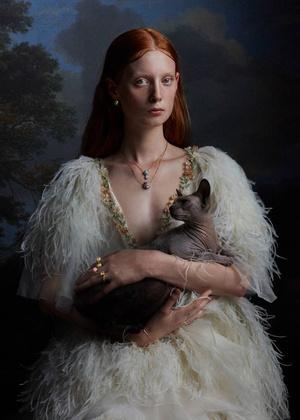 Слишком красиво: ювелирная кампания Gucci как произведение искусства (фото 4.1)