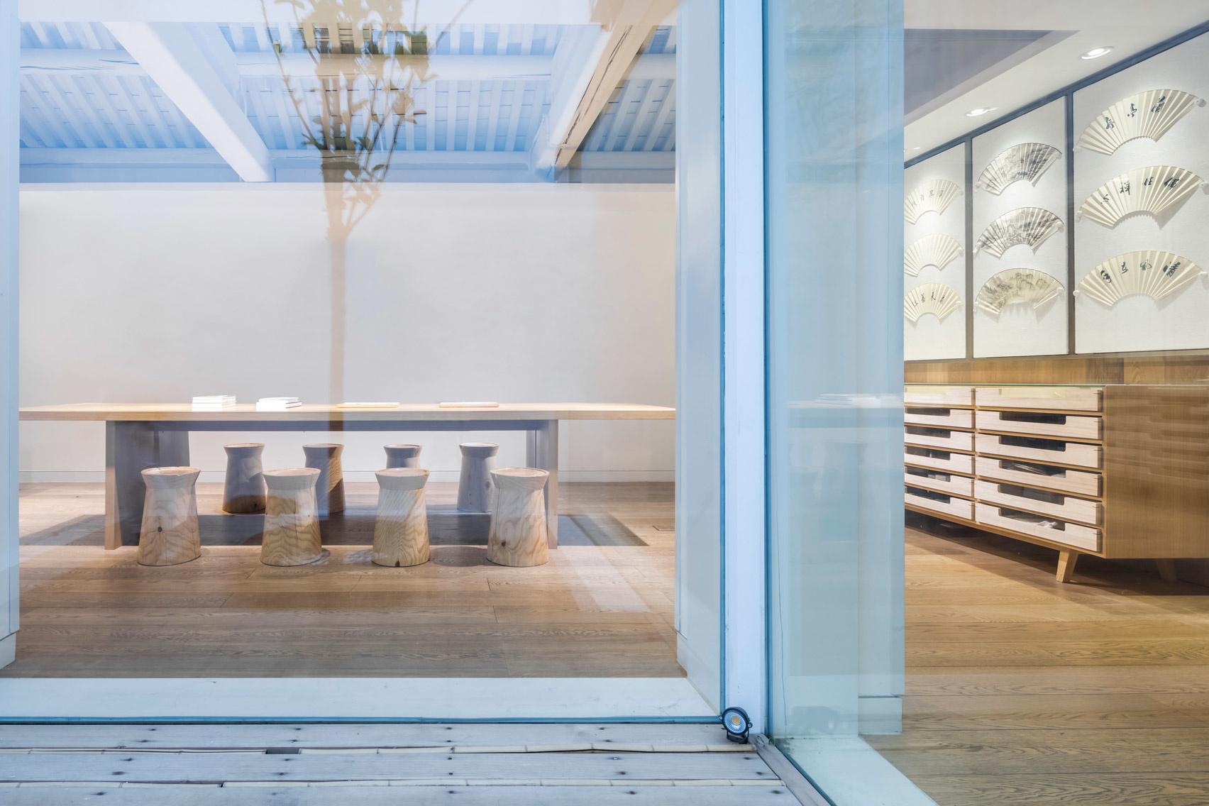Магазин вееров в пекинском хутуне (галерея 6, фото 2)